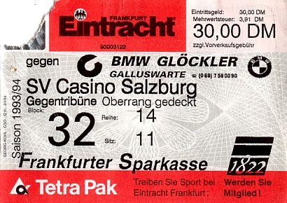 casino salzburg gegen eintracht frankfurt 1994
